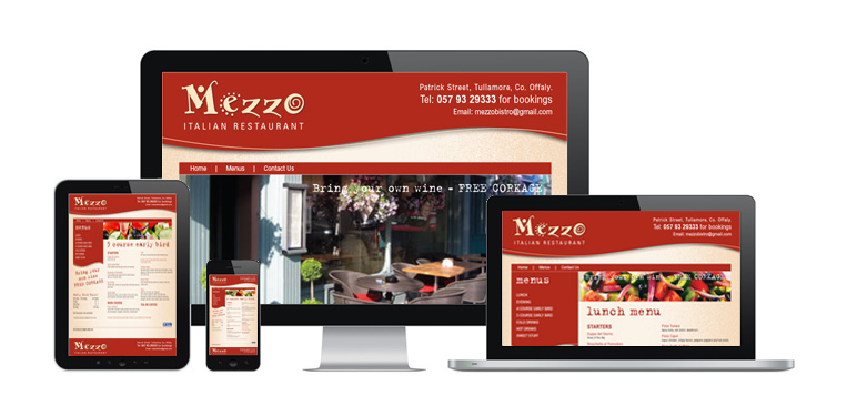 mezzo-website-design