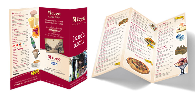 mezzo_lunch menu