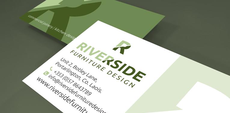 riverside card mockup