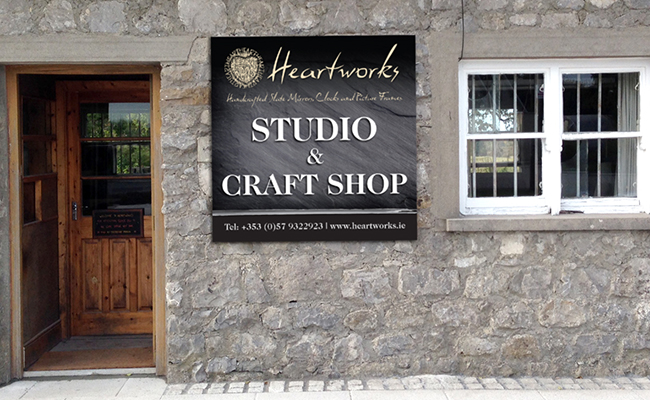 heartworks_wall sign
