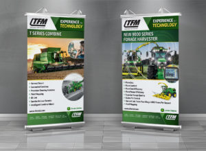 Templetuohy Farm Machinery - Design Case Study - Graphic Index