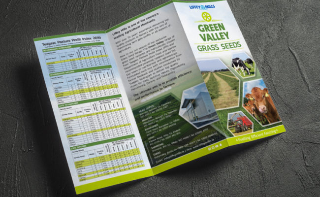 Liffey Mills_grass seed brochures