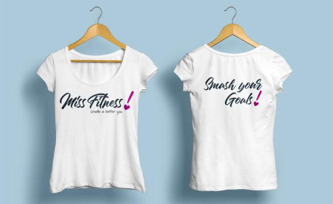 Miss Fitness_tshirt design