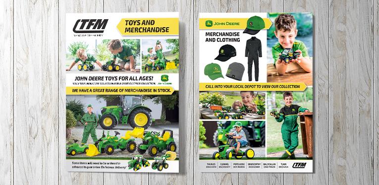 TFM toys A5 leaflet